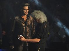 """@Wild4Adam: Adam and Brian 5, United Center, Chicago, June 19, 2014 pic.twitter.com/gV2OpnM7Os"" favorite! TYSM 4sharing"