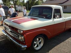1966 ford truck | 1966 Ford F 100 Pickup 1