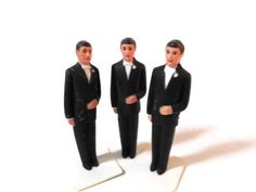 Men in Black ~ EPSTEAM Style by Vicki Seide on Etsy