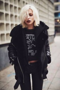 #style #outfit #outfitiftheday #woman #instalook #women #fashionaddict #girlystyle #trendy #dressy #instamode #instaglam #fashiondiaries #black #mylook #girly #furcoat #fur #instalooks #jacket #ootd #ladies #lookoftheday https://goo.gl/XlpLQZ