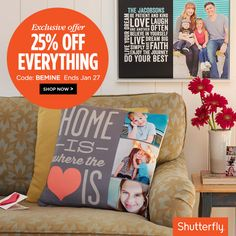 Wow your Valentine with personalized gifts and cards—all at 25% off. Use code: BEMINE. Ends Jan 27. Taxes, shipping and handling will apply.