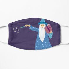 'Wizard' Mask by SajoReka Mask Design, Make A Donation, Snug Fit, Masks, Classic T Shirts, My Arts, Art Prints, Printed, Awesome