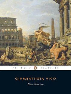 New Science (Penguin Classics) by Giambattista Vico