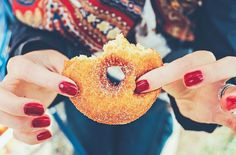 Adrenal Fatigue Treatment - 5 Foods To Avoid — Heal Your Adrenal . Adrenal Fatigue Treatment - 5 Foods To Avoid — Heal Your Adrenal - Kids and parenting Junk Food, A Food, Binge Eating, Stop Eating, Homemade Donuts, Nutrition, Intuitive Eating, Foods To Avoid, Sugar Cravings