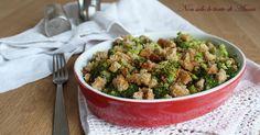Broccoli+al+forno+con+pane+croccante