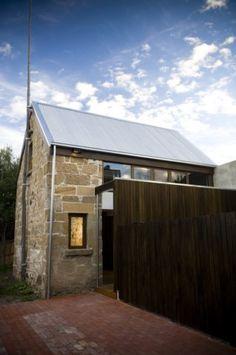 Stones Barn Conversion Unique Single Bedroom House Design - Maria Gigney architects