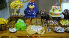 Galinha Pintadinha - dicas de Festa e Decoração : Mil dicas de mãe
