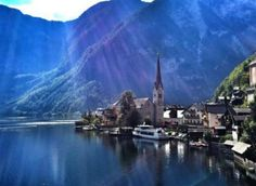 Locuri de poveste, in 10 poze ireal de frumoase Hallstatt, Austria | 10 din 10
