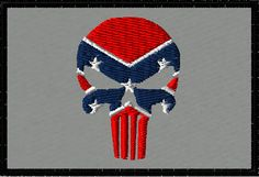 OMLpatches.com - Rebel Punisher Morale Patch, $7.99 (http://www.omlpatches.com/rebel-punisher-morale-patch/)