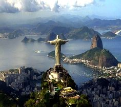 MY AMAZING AND LOVELY RIO, BRAZIL!