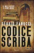 Codice scriba - Sergio Fanucci