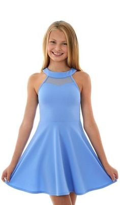 THE perry winkle twinkle Middle School Dance Dresses, Dresses For Teens Dance, Girls Dresses Tween, Preteen Girls Fashion, Young Girl Fashion, Dresses For Tweens, Cute Girl Dresses, School Dresses, Girls Fashion Clothes