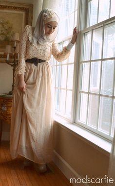 <3 hijab style