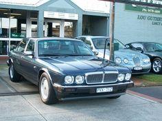 1990 Jaguar XJ6 4.0L - The Purr-fect Gift Shop