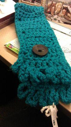 Crocheted Neck Warmer