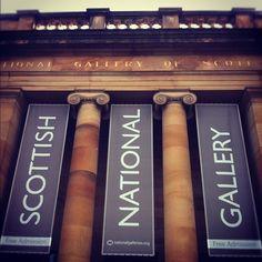 Scottish National Gallery à Edinburgh, Edinburgh