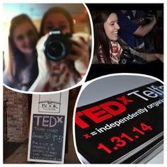 TEDx Augusta Jan 30, 2015