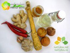 !PRZEPIS na Najmocniejszy NATURALNY ANTYBIOTYK jaki każdy może przygotować w domu! MASTER TONIC | Naturalnie Naturalni Health Diet, Health And Wellness, Health Fitness, Natural Healing, Carrots, Herbalism, Sausage, Meat, Chicken