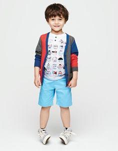 Little Marc Jacobs SS14, viste a los niños para el verano http://www.minimoda.es