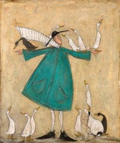 The Mustard Duck Roost |  Sam Toft