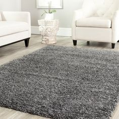 nuLOOM Alexa 'My Soft and Plush' Shag Rug (8' x 10') - Overstock Shopping - Great Deals on Nuloom 7x9 - 10x14 Rugs