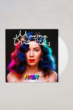 Marina And The Diamonds - FROOT LP - Urban Outfitters