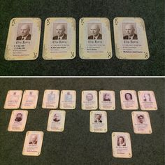 Ancestor Card Game Personalized by DeckerDesigns814 on Etsy