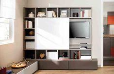 La télévision qui se cache
