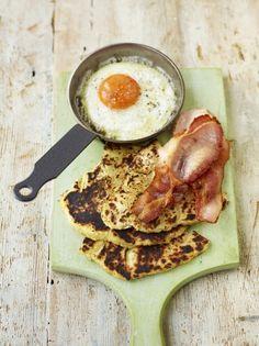 Potato scones | Jamie Oliver
