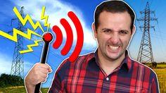 Tem engenheiro elétrico aí!? O Iberê mostra para vocês como se transmite eletricidade sem fio, uma experiência também conhecida como energia wireless.