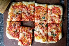 lazy pizza dough + favorite margherita pizza – smitten kitchen