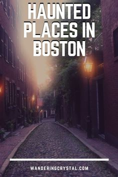 Haunted Places in Boston Massachusetts, USA. The most haunted hotels, bars and sites to see. Spooky Destination Guide for Boston Massachusetts in the United States. From haunted hotels, to haunted bars and the best haunted and spooky things to do. Scary Places, Haunted Places, Places To See, Creepy Things, Scary Stuff, Random Stuff, Haunted Hotel, Most Haunted, Us Travel Destinations