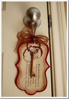 Lullaby's old stuff: {Cosa fare con.. Vecchie chiavi}