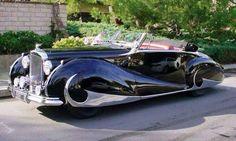 1947 Bentley Mark VI Cabriolet