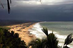 Kovalam Beach (Kerala) India