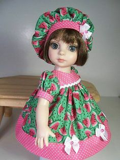 Watermelons-Made-for-10-Patsy-10-Ann-Estelle-by-TDDesigns. Sold for $37.00 on 6/1/14.