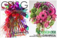 design358.com Multicolor Wedding, Work Inspiration, Design Styles, Pink And Green, Flower Arrangements, Wedding Flowers, Floral Design, Addiction, Centerpieces