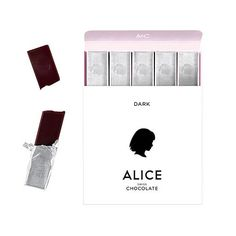 Packaging of the World: Creative Package Design Archive and Gallery: Alice Chocolate