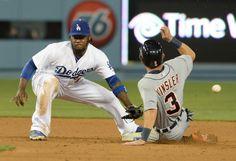 Detroit Tigers vs Los Angeles Dodgers |  Comerica Park at Detroit ( 07-08-2014 7:08 PM )