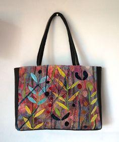 Handmade Handbag by LotandDot on Etsy