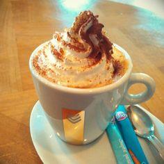 Café de Vienne By Oma Coffee. #TasteTheBest