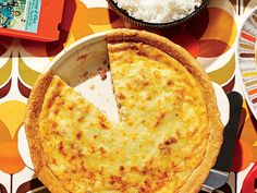 Fast and fancy, a quiche was featured in nearly every issue of the seventies, but none was more popular than Quiche Lorraine. Our...
