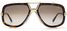 CAZAL 656 LEGENDS VINTAGE SUNGLASSES (624) GOLD BROWN AUTHENTIC NEW