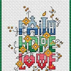 Religious Cross Stitch Patterns Free to Download
