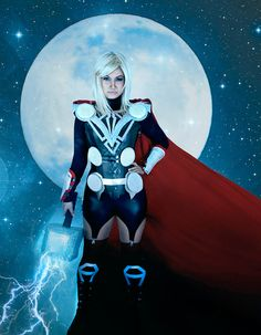 Thor Cosplay http://geekxgirls.com/article.php?ID=2562