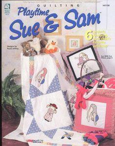 .. SUE-SAM - Laura alcañiz - Picasa Web Albums...patterns and instructions!!