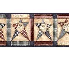 primitive wallpaper borders - Google Search