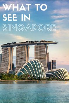 A travel guide to beautiful Singapore, the ultimate stopover city. Click to find out why!