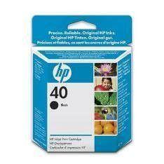CARTUCHO TINTA HP 40 51640AE 42ML
