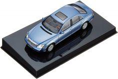F/S AUTOart Maybach 57 SWB BLUE 56151 1/43 Scale Model Car From Japan #AUTOart #Maybach